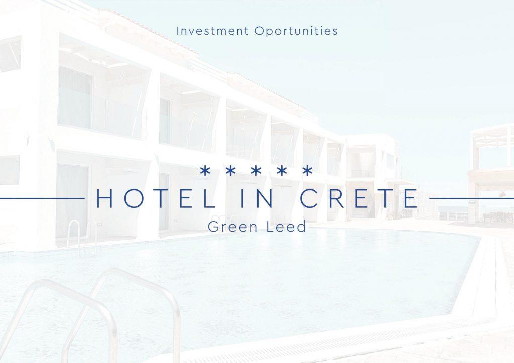 5 Star Hotel GREEN LED